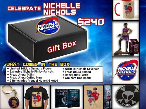 Nichelle Nichols Gift Box
